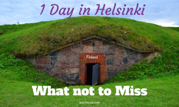 Helsinki in One Day – What to Do in Helsinki
