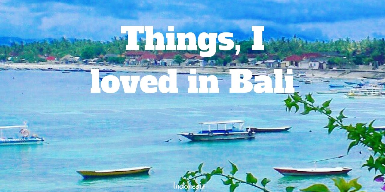 9 Reasons to Visit Bali