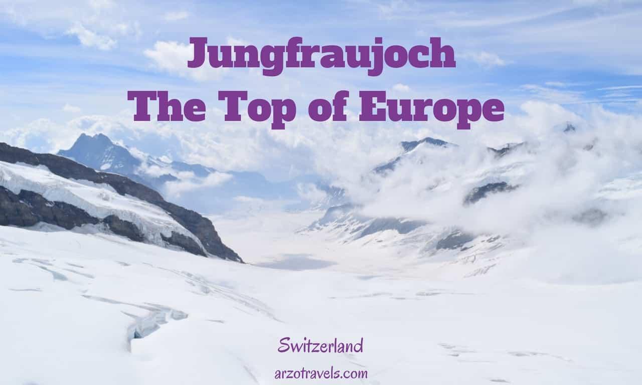 Jungfraujoch- Switzerland
