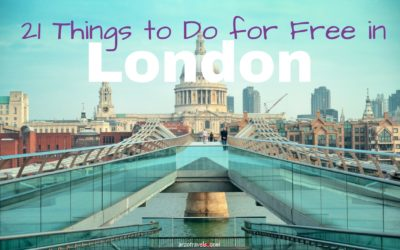 21 Top Things to Do in London for Free