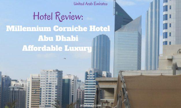 Review: Corniche Hotel Abu Dhabi