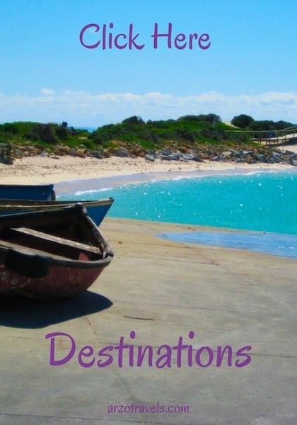 Destinations | Arzo Travels