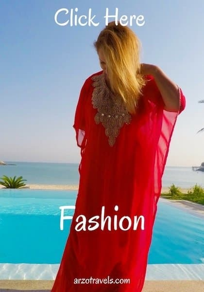 Fashion | Arzo Travels
