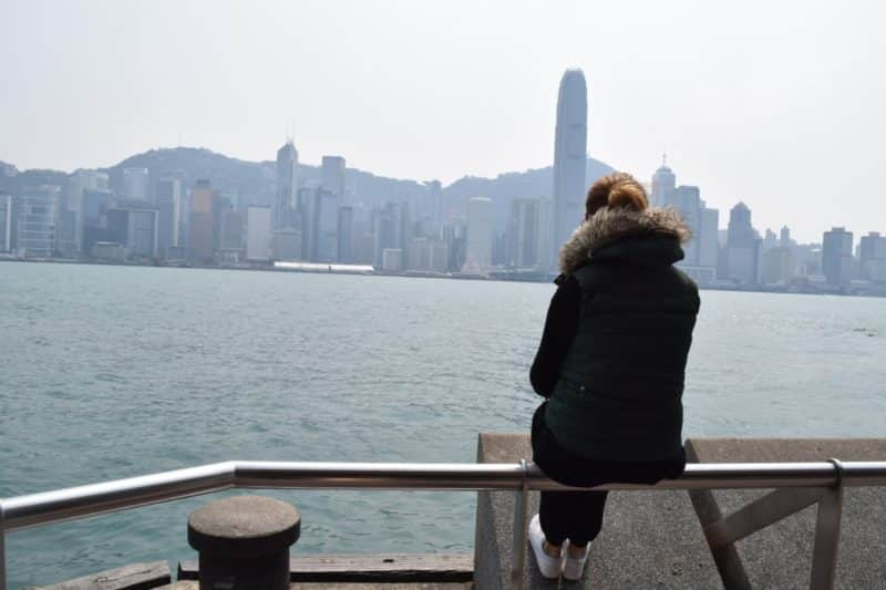 Best view in Hong Kong