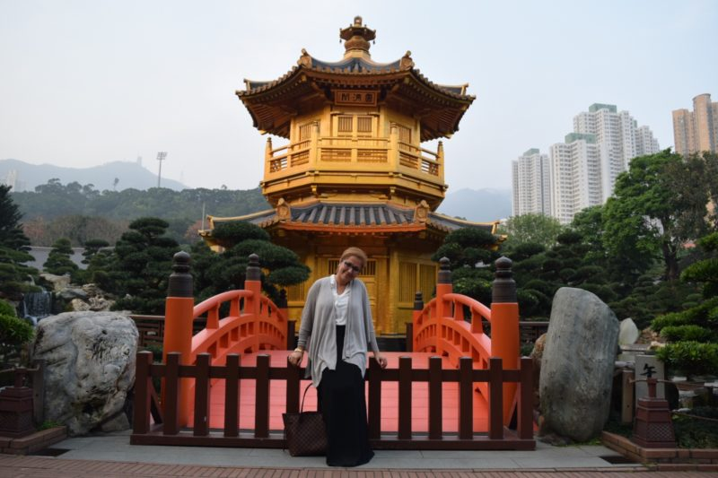 Favorite park in Hong Kong: Nan Lian Garden with Arzo Travels in Hong. Hong kKong itinerary 4 days