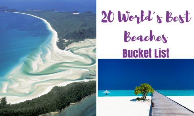 World's Best Beaches – Bucket List