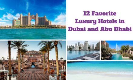 12 Favorite Luxury Hotels in Dubai and Abu Dhabi