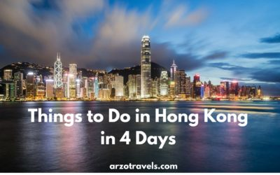20 Top Things to Do in Hong Kong in 4 Days