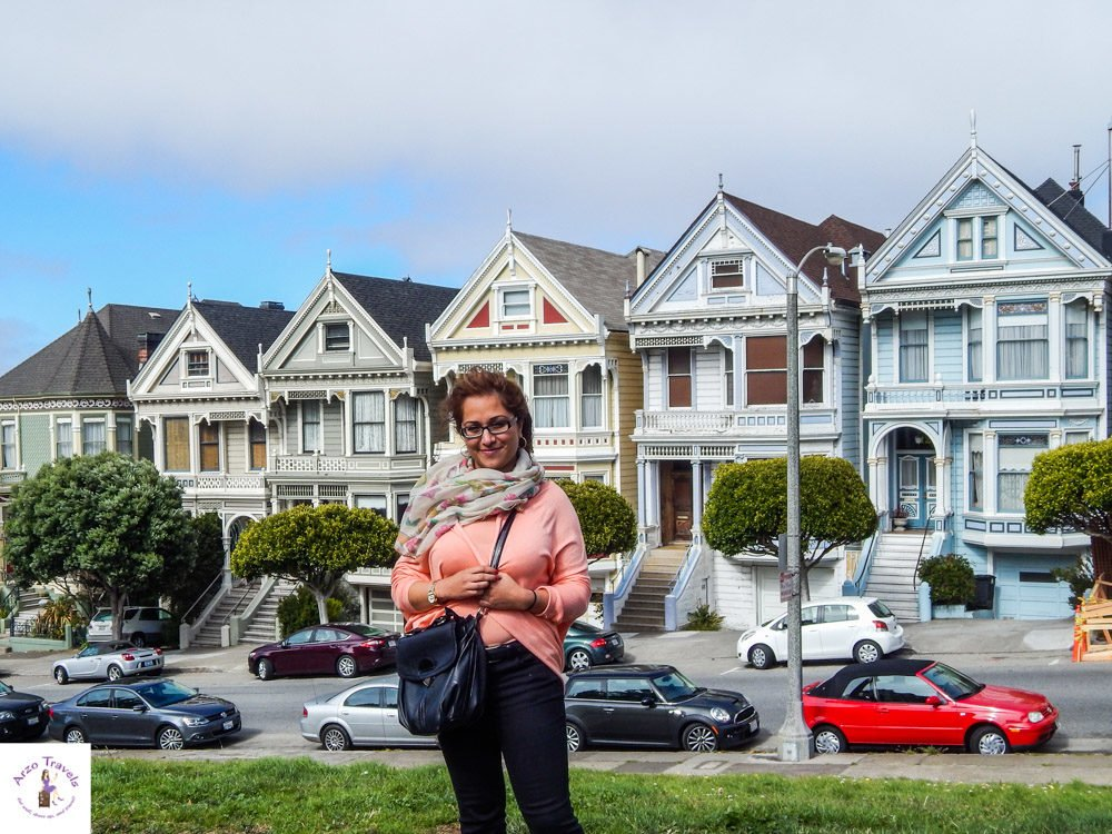Painted Ladies with Arzo Travels