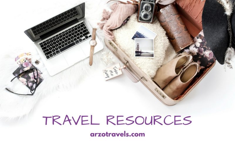 Travel Resources - All you need as a traveler