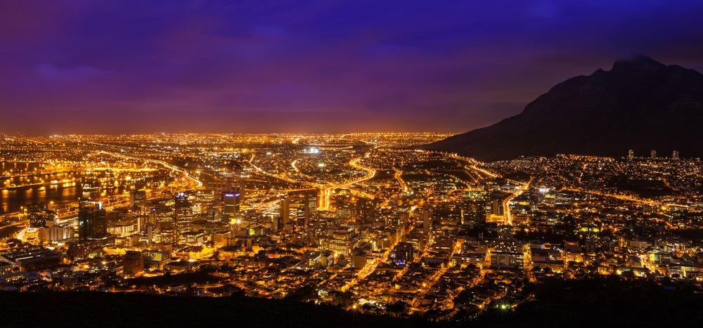 Cape Town Skyline @shutterstock