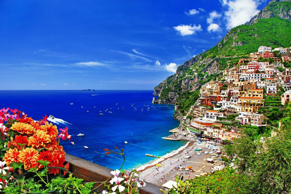 Positano. Coast of Amalfi, Italy