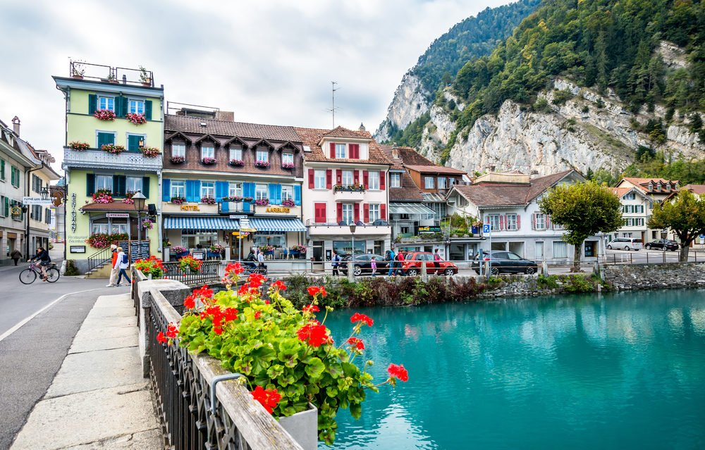 Where to go in Interlaken, things to see in Interlaken