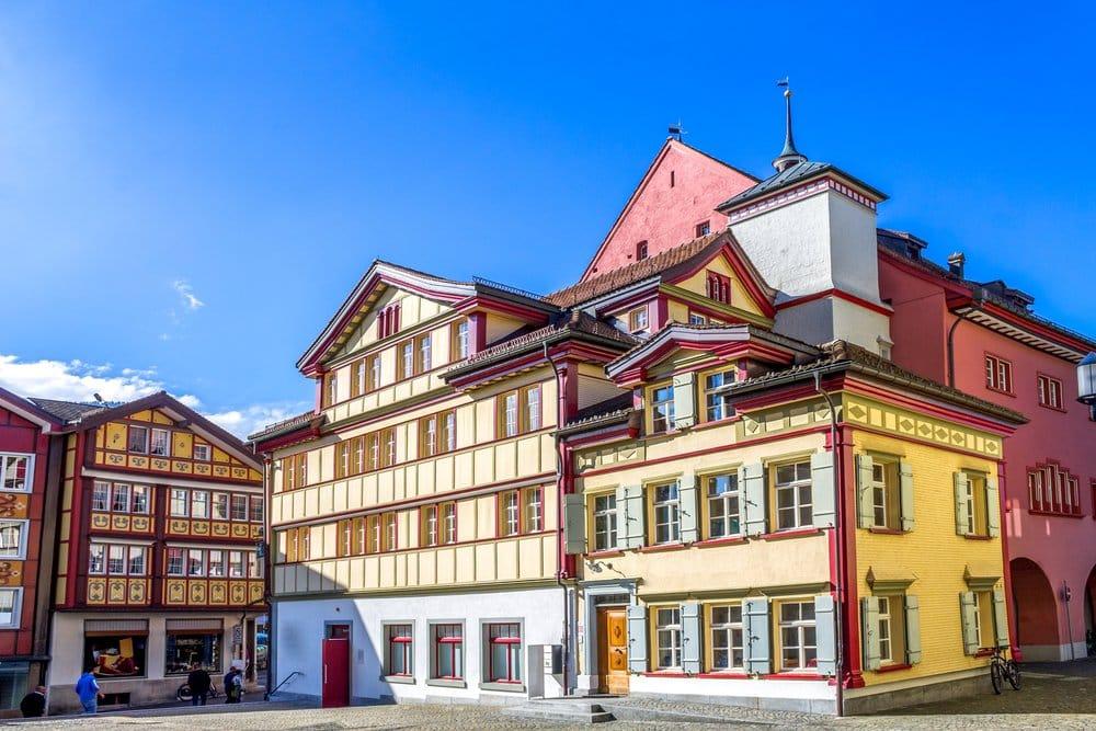 Appenzell in Appenzellerland