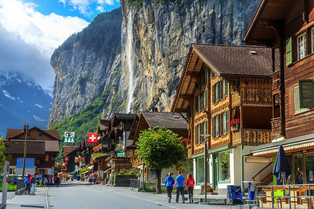 where to visit in Switzerland