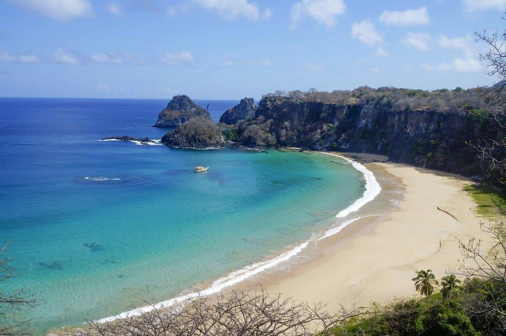 Sancho Beach. Baia do Sancho. Fernando de Noronha.Pernambuco. Brazil