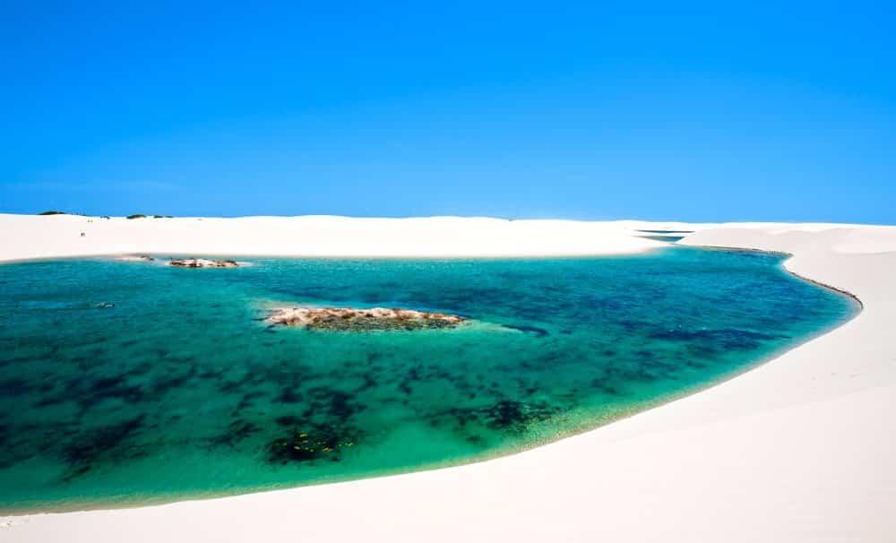 Best Deserts Around the World