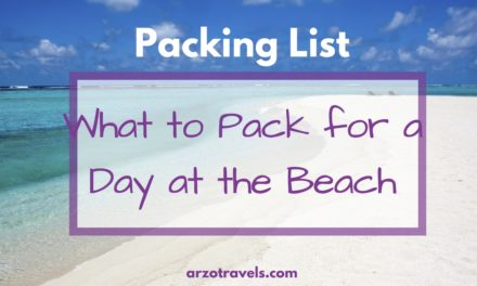 Beach Vacation Packing List – The Perfect Beach Packing List