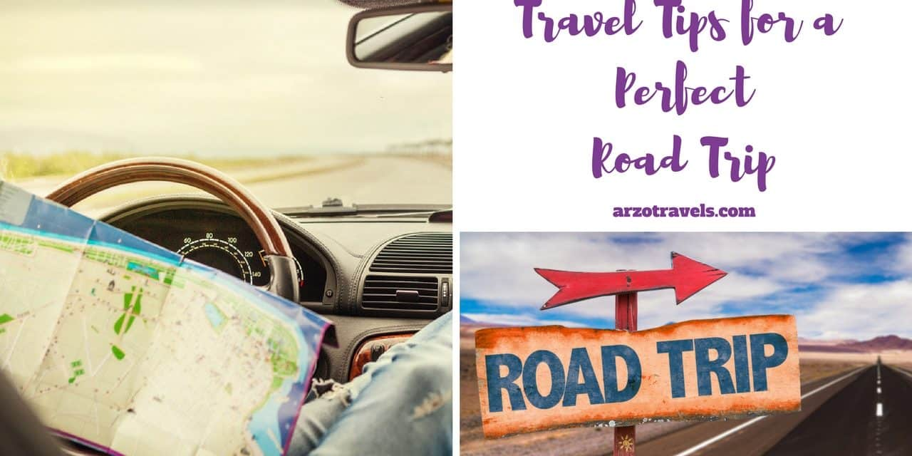 Plan A Road Trip >> Plan The Perfect Road Trip Road Trip Essentials Arzo Travels