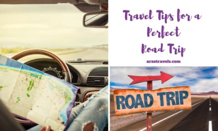 Plan my Road Trip: Travel Tips for a Perfect Road Trip