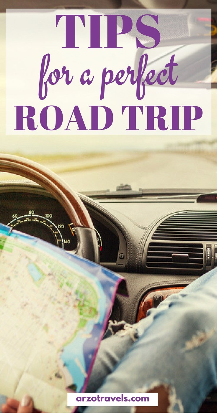 Travel Tips for a Perfect Road Trip