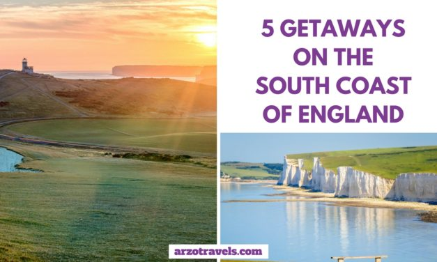 5 Getaways on the South Coast of England