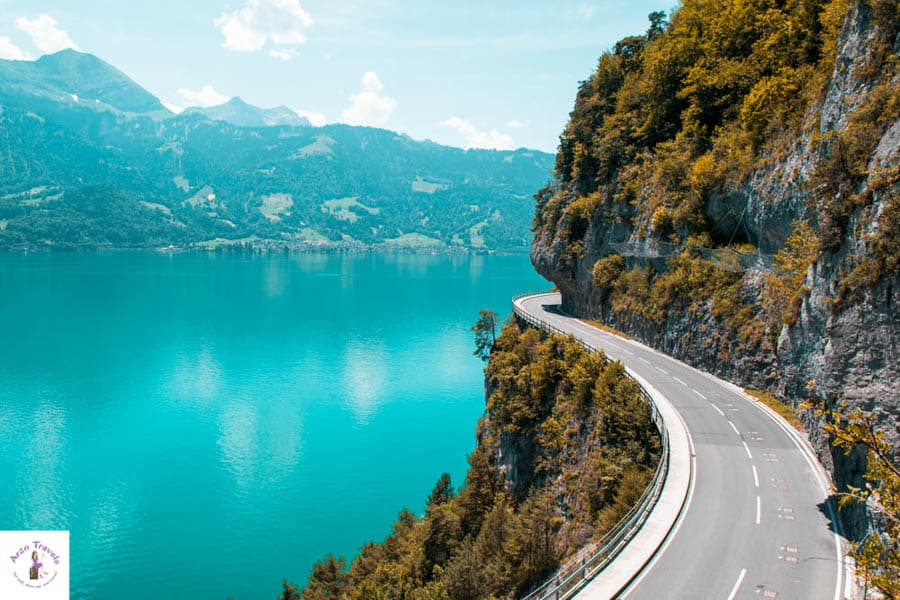 Lake Thun-Top Things to do in Interlaken, Switzerland