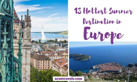 13 Hottest Summer Destinations in Europe