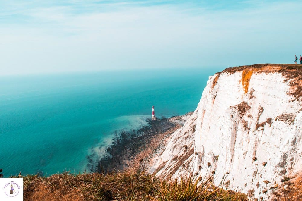Stunning Cliffs in Eastbourne