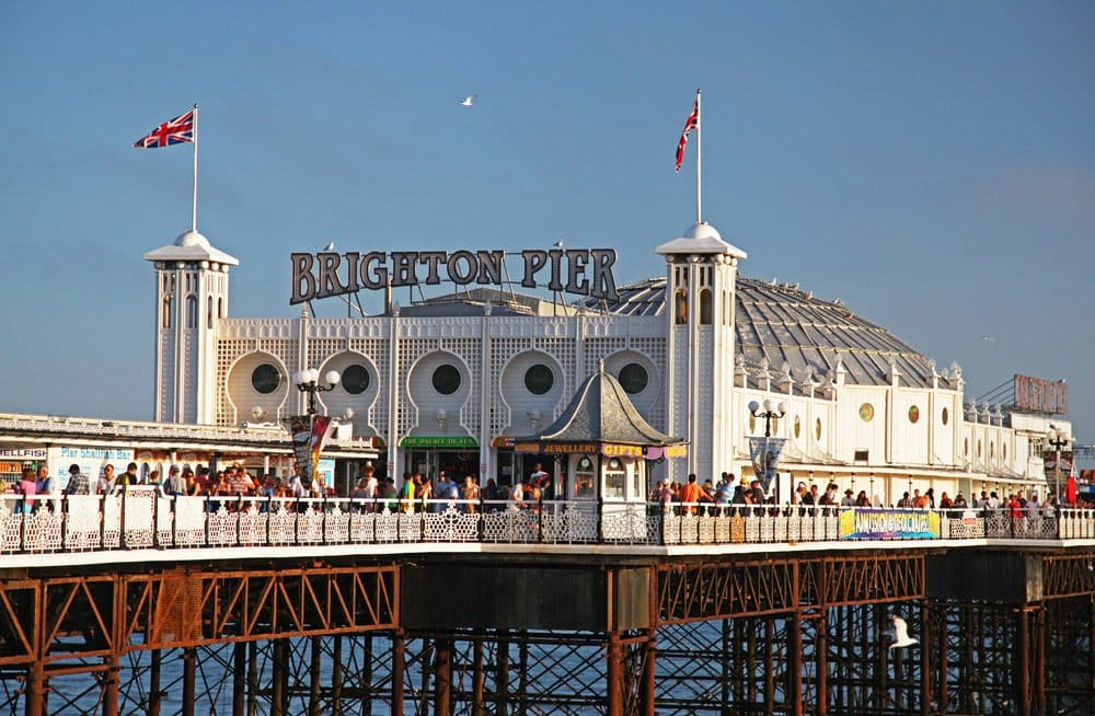 Things to do in Brighton Pier @Dan Breckwoldt