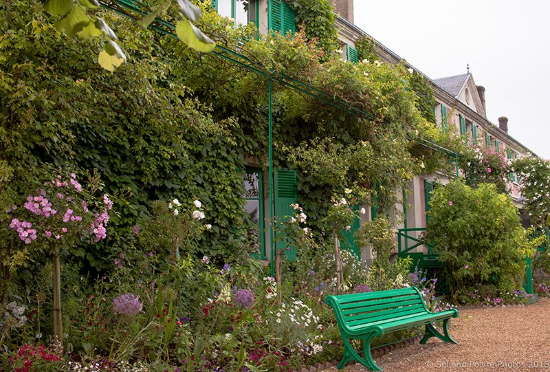 Paris Day Trip Giverny Monets Home