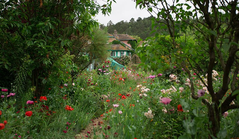Paris Day Trip to Giverny Monets Home