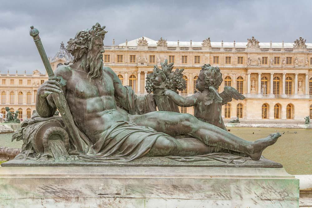 Versailles as a day trip from Paris