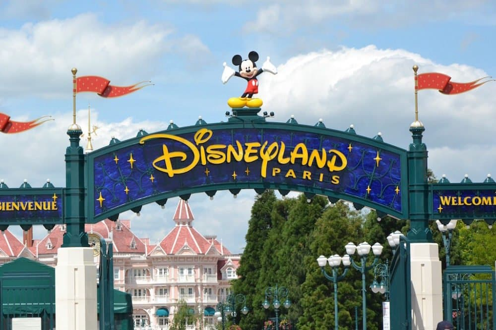 Disneyland Paris Day Trip Idea from Paris