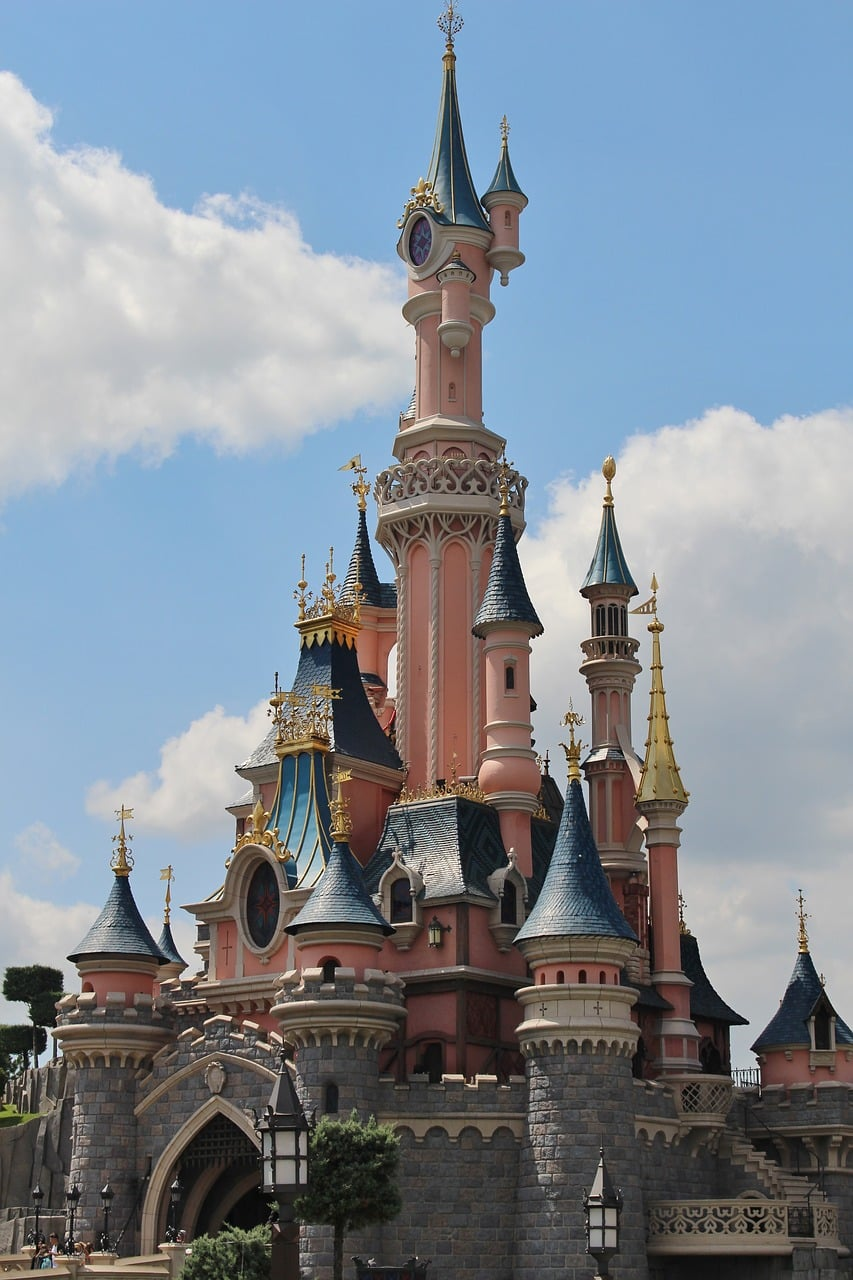 Disneyland Paris in Europe - Day Trips From Paris