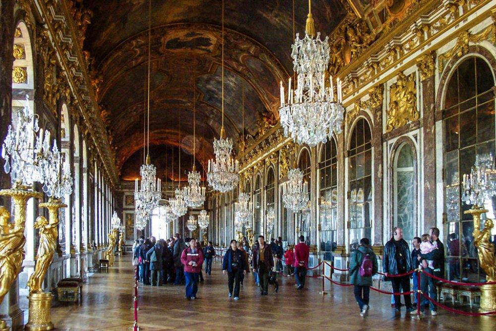 Versailles Glassroom