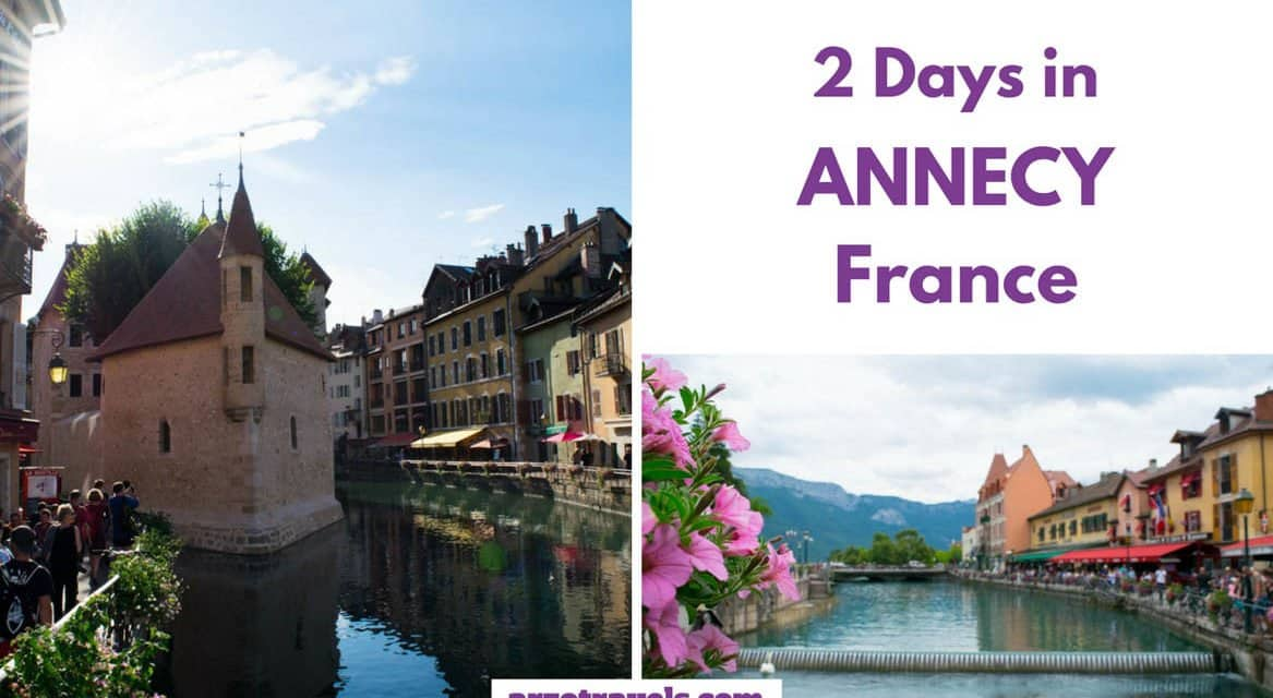 Fun Things to Do in Annecy