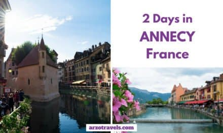 Things to Do in Annecy in 2 Days