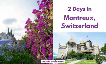 Places to Visit in and Best Things to do in Montreux, Switzerland