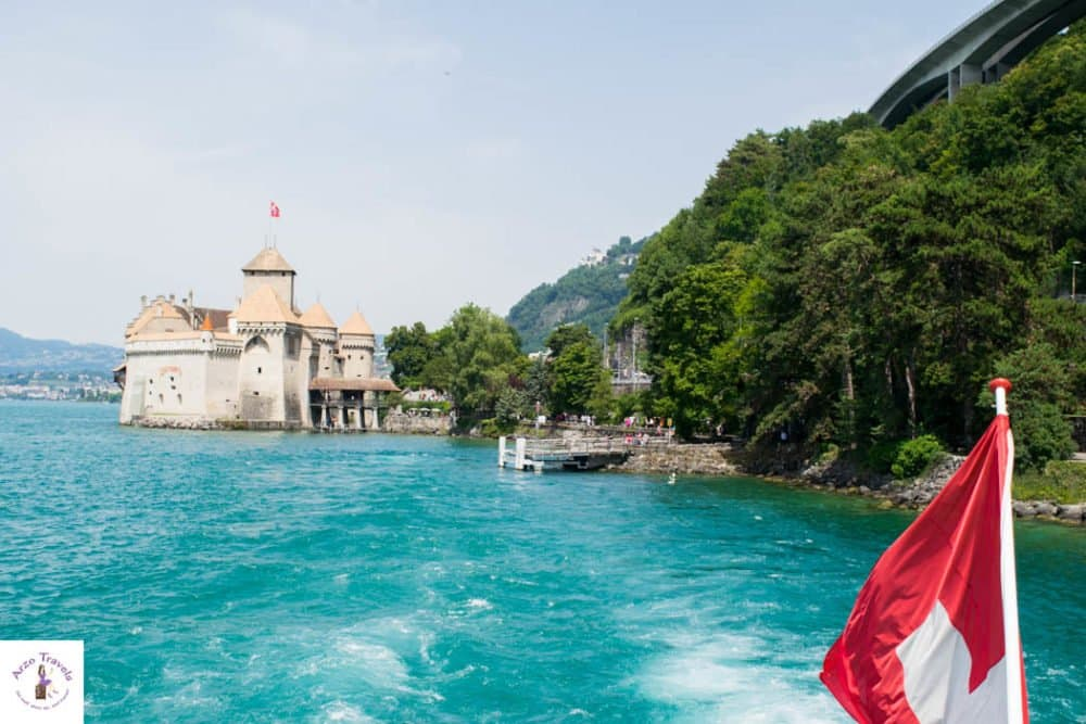 Boat Tour on Lake Geneva with the Swiss Travel Pass