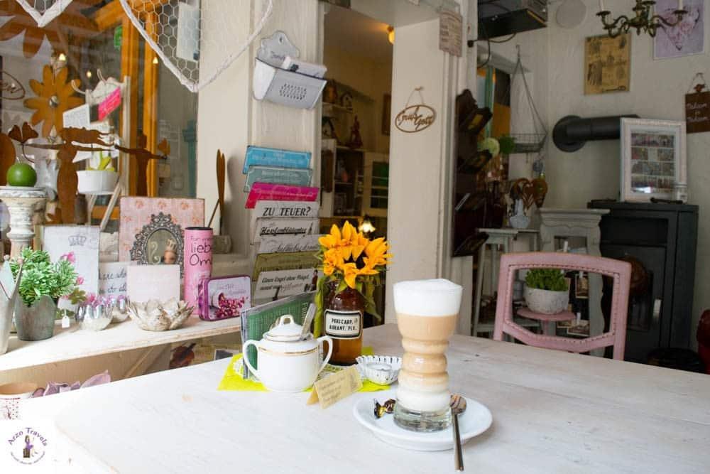 Cafe Einzigartig in Rothenburg