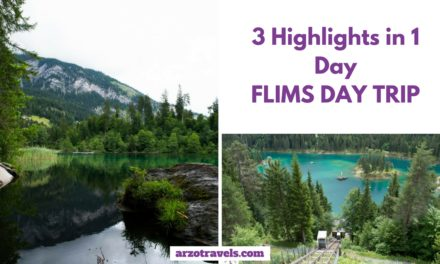 Flims Switzerland: How to See Caumasee, Rhine Gorge, and Lake Cresta in One Day