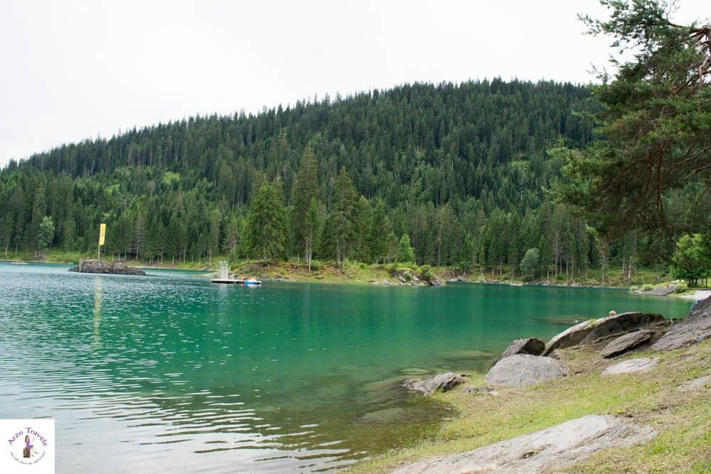 Lake Causa in Films - How to Spend a Perfect Day in Flims