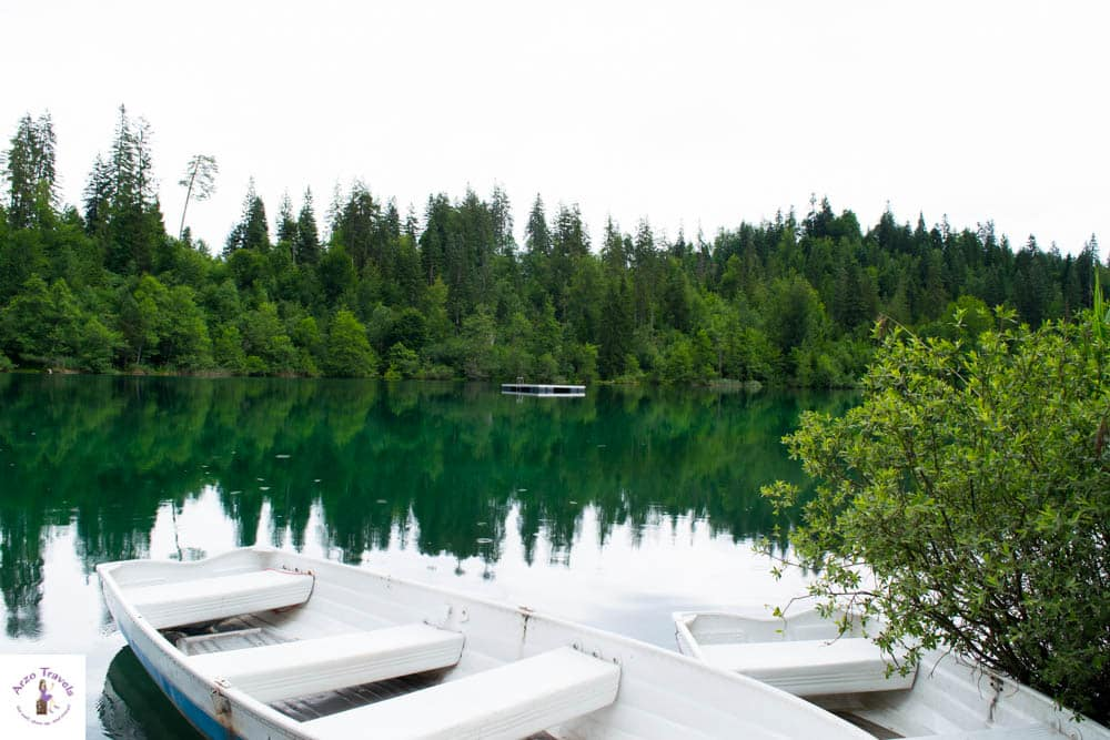 Lake Cresta - how to hike to the lake