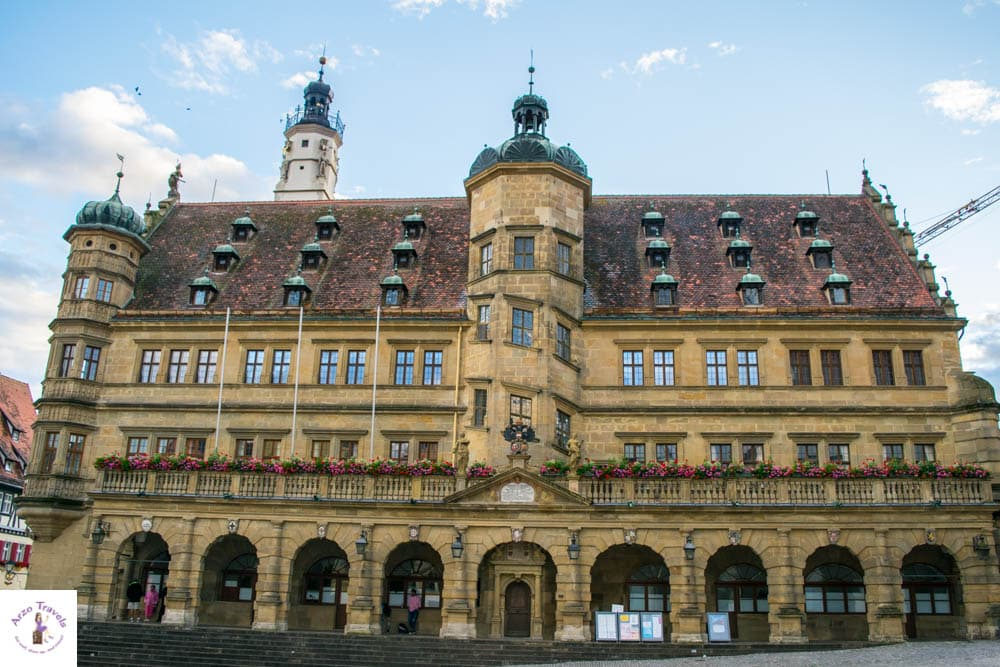 Market Square in Rothenburg - what to do in Rothenburg ob der Tauber