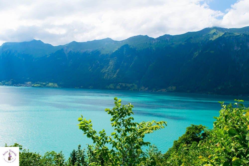 Best places to visit in Switzerland Lake Brienz