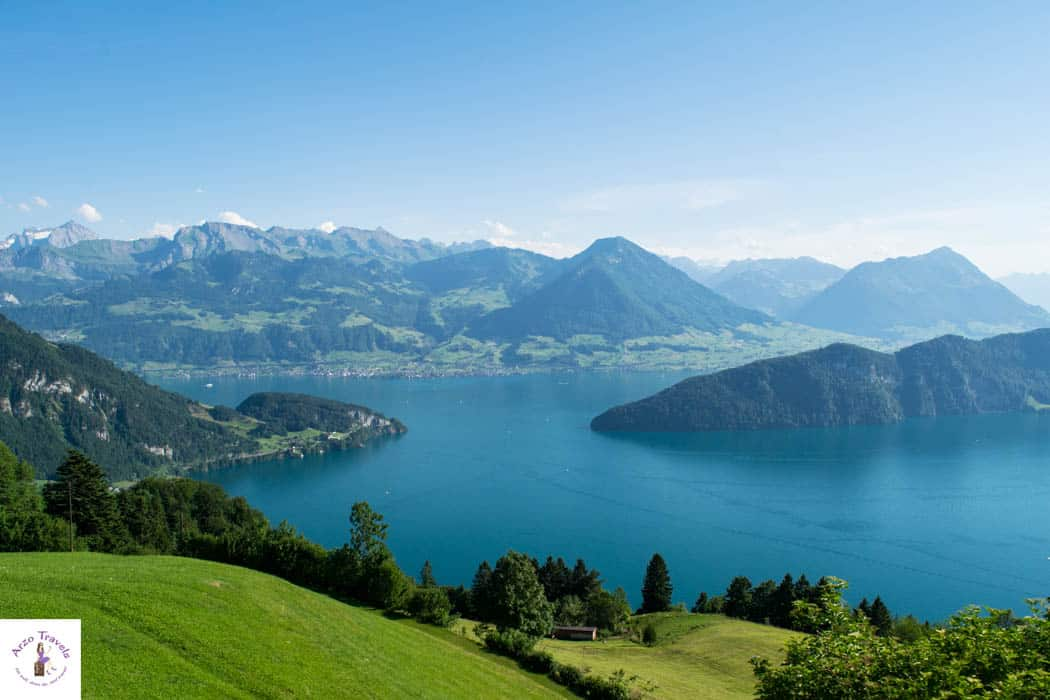 Mount Rigi with the Swiss Travel Pass