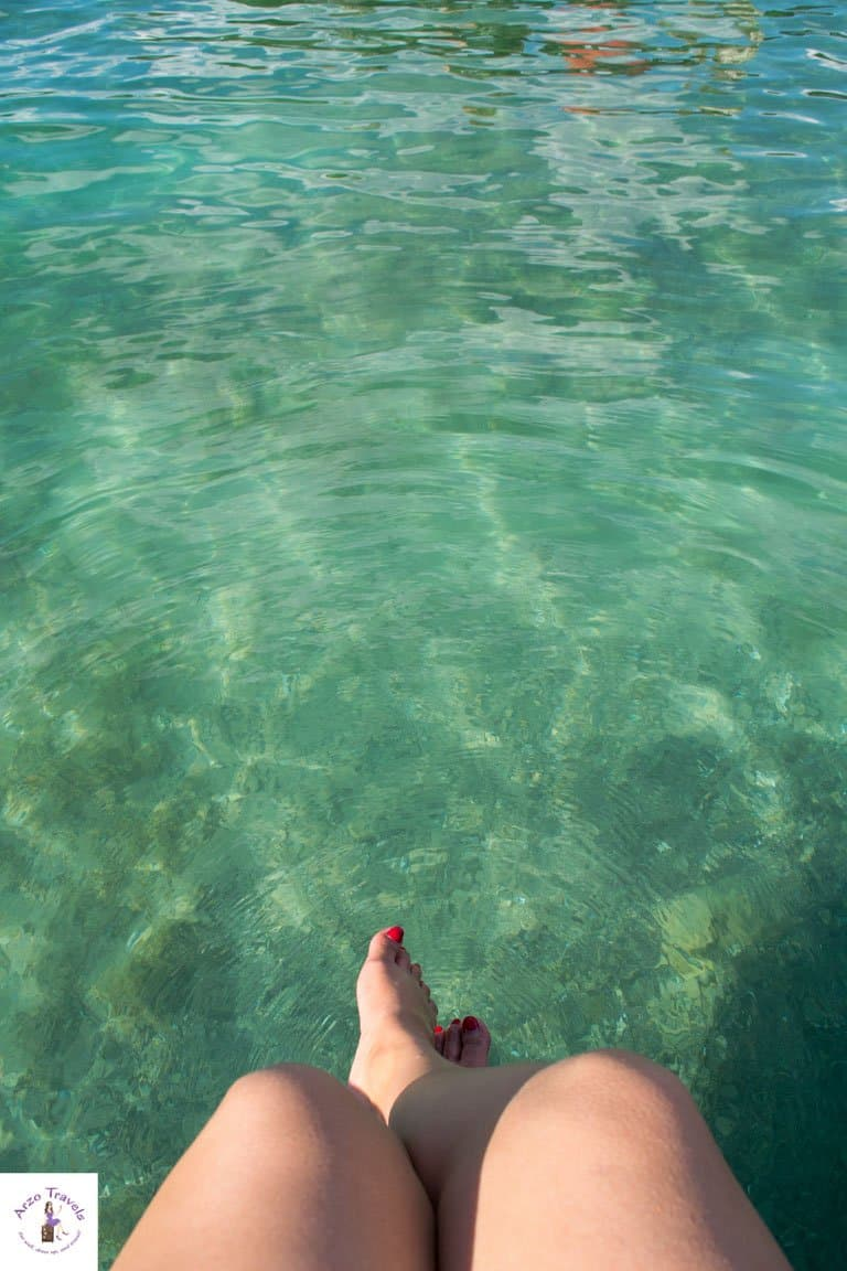 One of the clearest water in Europe_Lake Annecy