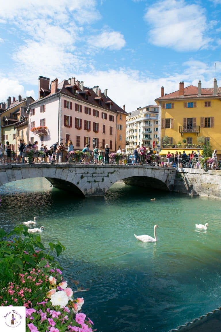 One of the cutest cities of France -annecy france things to do