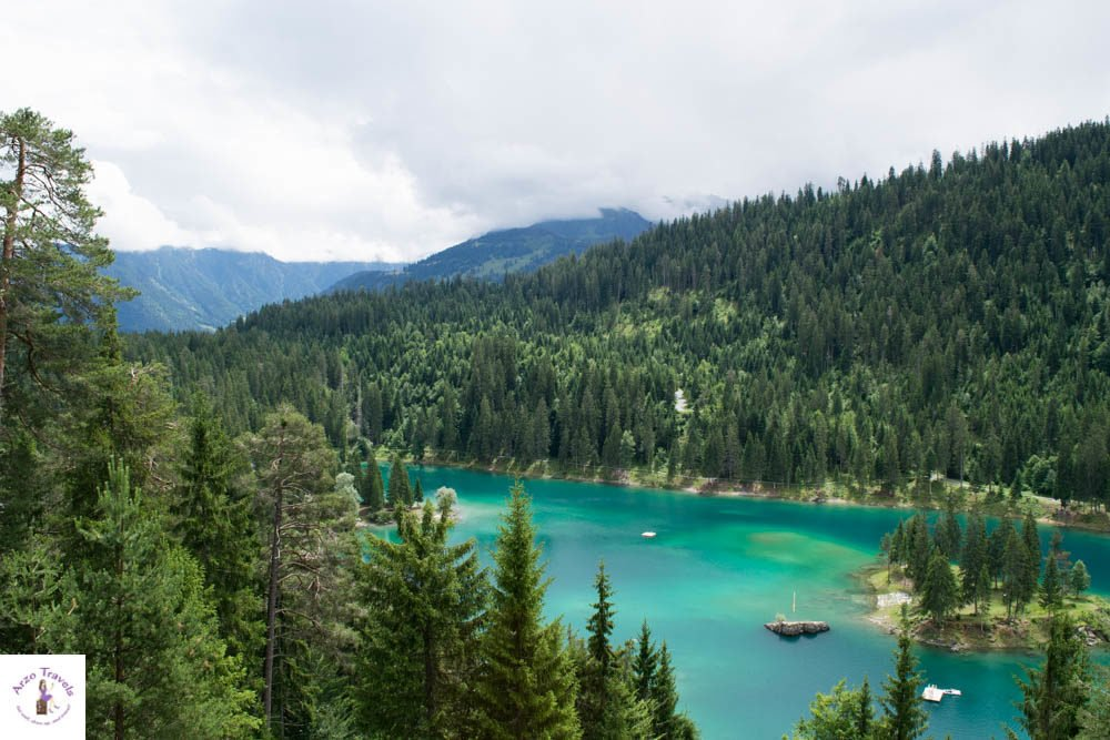 Films Switzerland: How to See Caumasee, Rhine Gorge, and Lake Cresta in One Day